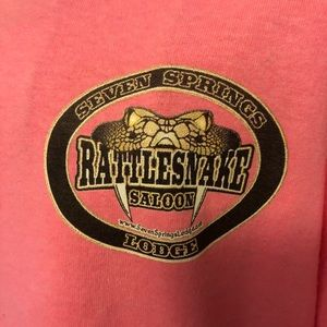 Women's Rattle Snake Saloon T-shirt